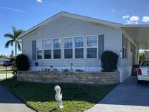 Homes for Sale in Orange Harbor, Fort Myers, Florida $99,900