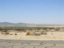 Lots and Land for Sale in Barstow, California $150,000