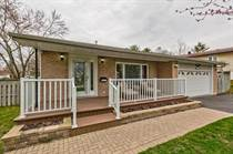 Homes for Sale in South East End, Barrie, Ontario $639,900