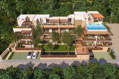 Condo For Sale In Tulum  DE67