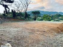 Lots and Land for Sale in Morazán, Atenas, Alajuela $45,000
