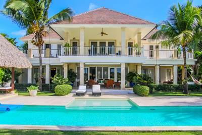 Punta Cana Luxury Villa For Sale   Tortuga D-3   Punta Cana Resort & Club
