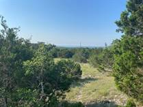 Lots and Land for Sale in Mystic Shores, Spring Branch, Texas $149,900