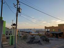 Homes for Sale in Cholla Bay, Puerto Penasco/Rocky Point, Sonora $35,000