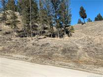 Lots and Land for Sale in Invermere, British Columbia $199,900