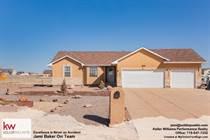 Homes for Sale in Pueblo West North, Pueblo West, Colorado $335,900