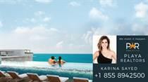Homes for Sale in Ocean Front, Playa del Carmen, Quintana Roo $1,297,759