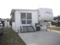 Homes for Sale in Three Lakes RV Resort, Hudson, Florida $23,000