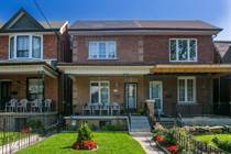 Homes Sold in Bloordale Village, Toronto, Ontario $999,999