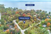 Lots and Land for Sale in Ontario, Oro-Medonte, Ontario $300,000