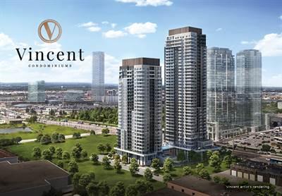 Vincent Condominiums - 2901 Hwy 7, Vaughan
