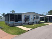 Homes for Sale in Colony Cove, New Port Richey, Florida $39,900