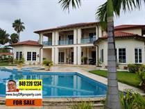 Homes for Sale in Cabarete, Puerto Plata $1,450,000