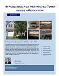 Condos for Sale in Middleton, Massachusetts $197,696