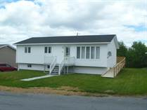 Homes for Sale in Carbonear, Newfoundland and Labrador $159,900
