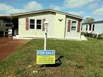 Homes for Sale in Lamplighter Village, Melbourne, Florida $42,900