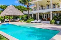 Homes for Sale in Punta Cana Resort & Club, Punta Cana, La Altagracia $1,990,000