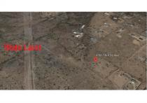 Lots and Land for Sale in Rural, New River, Arizona $249,000