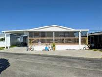 Homes for Sale in Holiday Mobile Home Park, Lakeland, Florida $31,000