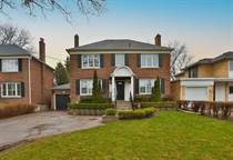 Homes for Rent/Lease in Toronto, Ontario $7,900 monthly