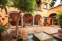 Homes Sold in Centro, San Miguel de Allende, Guanajuato $1,950,000
