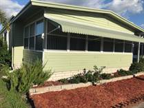 Homes for Sale in East Bay Oaks, Largo, Florida $32,400