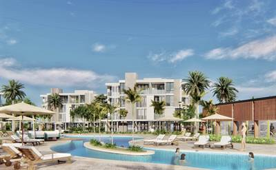 Resort Style Condos For Sale   2BDR   Pool View   Vista Cana, Punta Cana DR