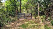 Lots and Land Sold in Crystal River, Florida $79,900
