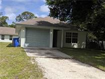 Homes for Sale in Vero Beach, Florida $159,000