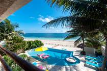 Homes for Sale in Ocean Front, Puerto Morelos, Quintana Roo $1,950,000