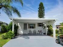 Homes Sold in Pinelake Gardens and Estates, Stuart, Florida $75,000