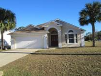 Homes for Rent/Lease in Palm Coast, Florida $1,600 monthly