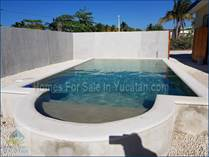 Homes for Rent/Lease in Chelem, Yucatan $690 monthly