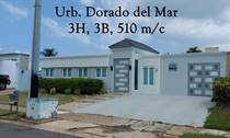 Homes for Sale in Dorado Del Mar, Dorado, Puerto Rico $495,000