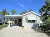 Homes for Sale in GLENHAVEN RV PARK, Zephyrhills, Florida $17,500