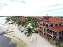 Condos Sold in Coco Beach Resort, Ambergris Caye, Belize $795,000