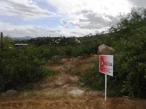 Lots and Land for Sale in Las Colinas, Buena Vista, Baja California Sur $69,000