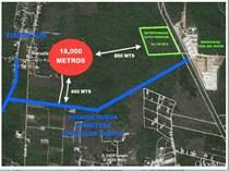 Lots and Land for Sale in Temozon Norte, Merida, Yucatan $14,100,000