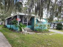 Homes for Sale in Pleasant Living, Riverview, Florida $29,900