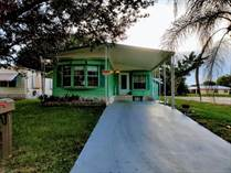 Homes for Sale in Spanish Lakes Country Club, Fort Pierce, Florida $31,900