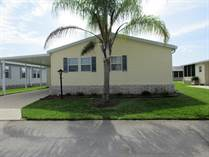 Homes for Sale in Cypress Creek Village, Winter Haven, Florida $65,900