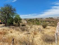 Lots and Land for Sale in Guanajuato City, Guanajuato $26,500