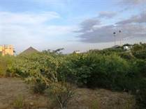 Lots and Land for Sale in Downtown Los Barriles, Los Barriles, Baja California Sur $40,000