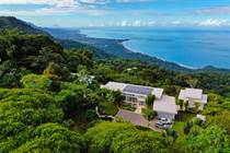 Homes for Sale in Dominicalito, Costa Verde Estate, Puntarenas $3,900,000