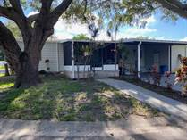 Homes Sold in Southwind Mobile Home Park, Palm Harbor, Florida $55,000