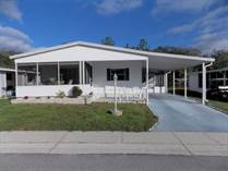 Homes for Sale in Forest Lake Estates, Zephyrhills, Florida $34,999