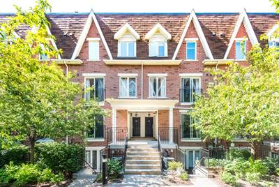 Affordable Dream Town Home 1,000 SqFt! King/Queen West!