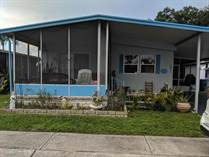 Homes Sold in Shady Lane Village Mobile Home Park, Clearwater, Florida $18,500