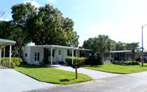 Homes for Sale in Camelot Lakes MHC, Sarasota, Florida $26,900