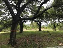 Lots and Land for Sale in New Braunfels, Texas $239,900